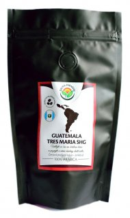 Káva - Guatemala Tres Maria SHG 100 g