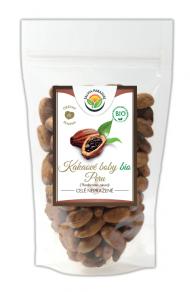 Kakaové bôby nepražené celej nelúpanej Peru BIO 100 g