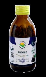 Arónie - Černý jeřáb kapsle BIO 120 ks