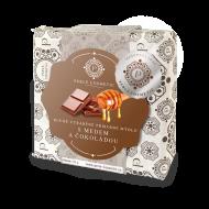 Mýdlo s medem a čokoládou 115 g