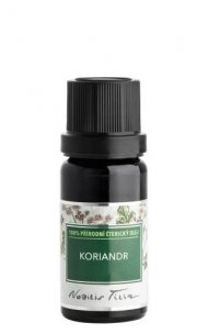 Éterický olej Koriandr: 10 ml