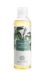 Kúpeľový olej Neutrálny 200 ml