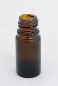 Lahev hnědé sklo 5 ml