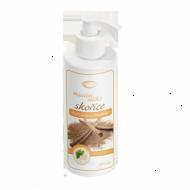 Skořicové masážní mléko 200 ml