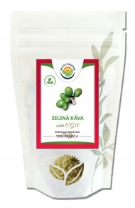 Zelená káva mletá CGA 400 g