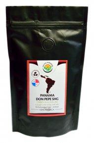 Káva - Panama Don Pepe SHG 250 g