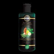 Bergamot a citronová tráva v mandlovém oleji 200 ml