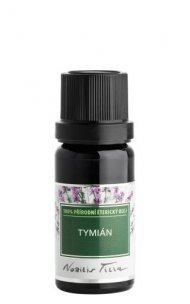 Éterický olej Tymián 2 ml tester