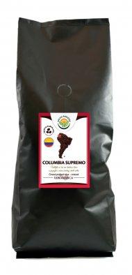 Káva - Columbia Supremo 1000 g