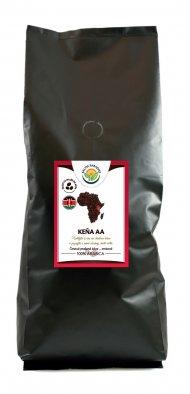 Káva - Keňa AA 1000 g