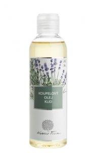 Koupelový olej Klid: 200 ml