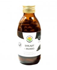 Shilajit - Mumio kapsle 120 ks