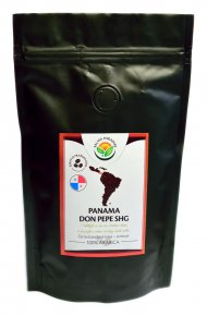 Káva - Panama Don Pepe SHG 100 g