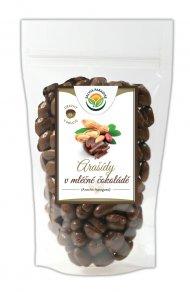 Arašídy v mléčné čokoládě 150 g