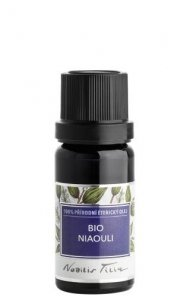 Bio Niaouli éterický olej 2 ml tester