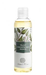 Tělový a masážní olej Imunita 200 ml