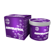 Resveratrol bylinný extrakt - kapsle 60 ks