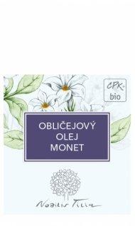 Pleťový olej Monet 1 ml - vzorka sáčok