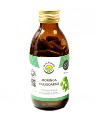 Moringa olejodárná kapsle 120 ks