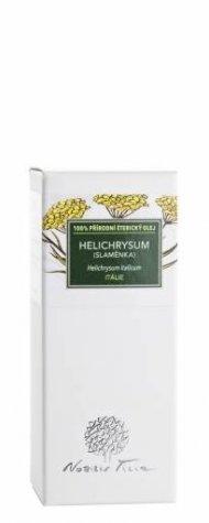 Éterický olej Helichrysum (slamienka): 1 ml