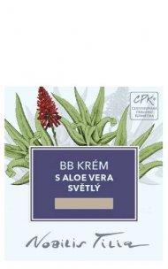 BB krém s Aloe vera svetlý 1 ml - vzorka sáčok