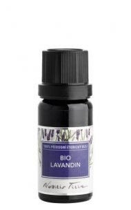 Bio Lavandin éterický olej 10 ml