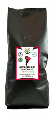 Káva - Brasil Senhora de Fatima BIO 1000 g