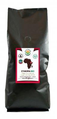 Káva - Ethiopia BIO 1000 g
