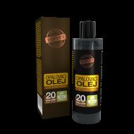 Opalovací olej s astaxanthinem SPF20 100 ml