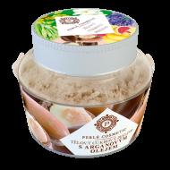 Perlé Cosmetic Cukrový peeling s arganovým olejem 200 g