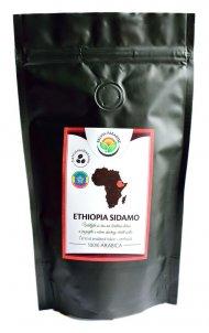 Káva - Ethiopia Sidamo 250 g