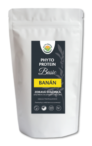 Phyto Proteín Basic - banán 300 g