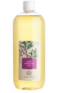 Mandlový olej jemný: 1000 ml