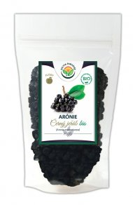 Arónie - čierny žeriav BIO 1000 g