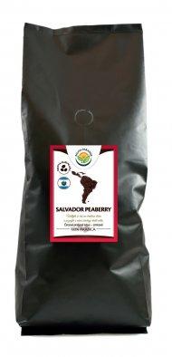 Káva - Salvador Peaberry 1000 g
