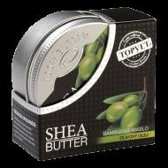 Bambucké máslo (shea butter) s olivovým olejem 100 ml