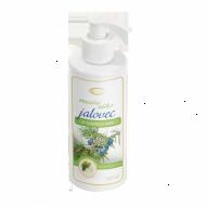 Jalovcové masážní mléko 200 ml