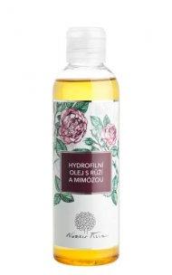 Hydrofilný olej s Ruží a mimózou 200 ml