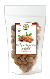 Mandle natural 600 g