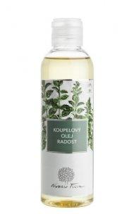 Koupelový olej Radost: 200 ml