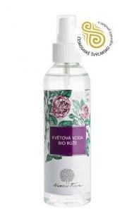 Kvetová voda BIO Ruža 200 ml plast