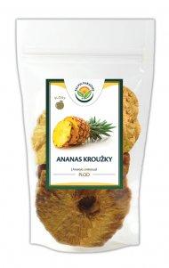 Ananás krúžky 600 g
