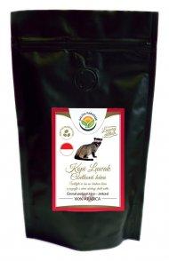 Káva - Kopi Luwak - cibetková káva 250 g
