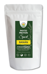 Phyto Proteín Sport - banán 300 g