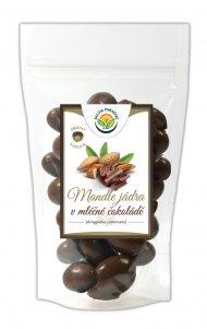 Mandle v mléčné čokoládě 150 g