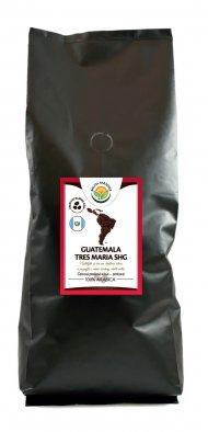 Káva - Guatemala Tres Maria SHG 1000 g