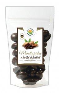 Mandle v hořké čokoládě 150 g