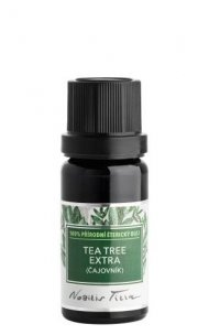Éterický olej Tea tree extra (čajovník) 20 ml