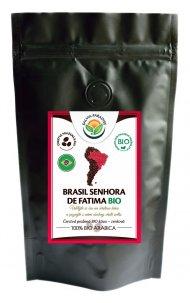 Káva - Brasil Senhora de Fatima BIO 250 g