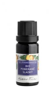 Éterický olej Bio Pomeranč 10 ml